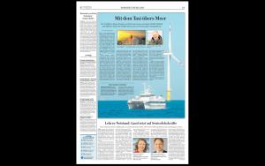 Lübecker Nachrichten, 17./18. Mai 2015